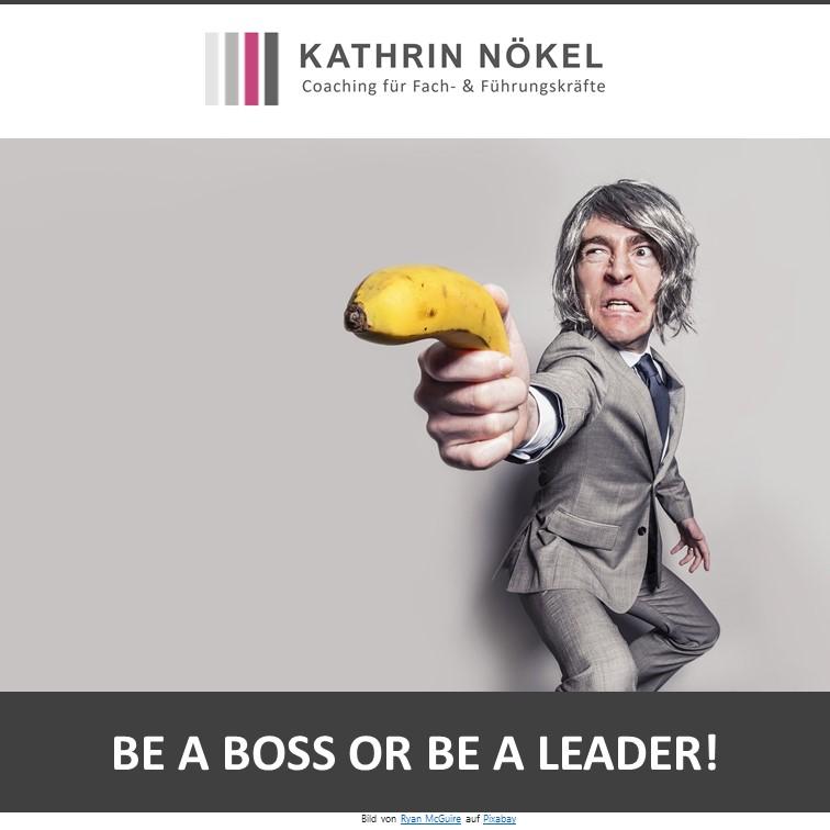 Leadership; Führungskompetenzen, effektiv kommunizieren, Mitarbeiterführung