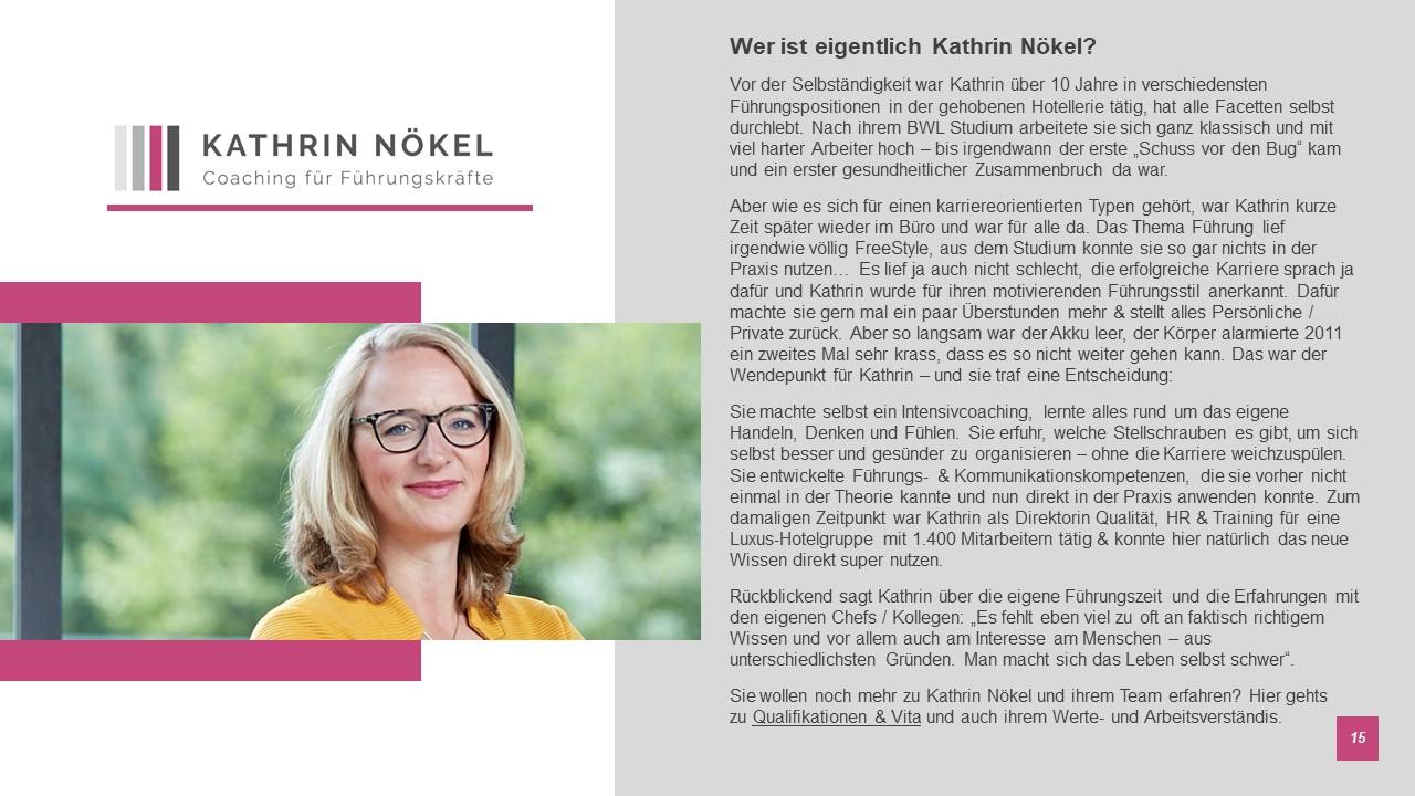 Führungskräfte-coaching, Coaching für Führungskräfte, Kathrin Nökel, Whitepaper 15